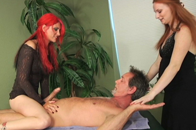 Required hand job 2  when aianna tugs on her next client s dick he pushes her away  she calls her manager in and she can t believe it  they have to give their clients a happy ending. When Aianna tugs on her next client's cock, he pushes her away. She calls her manager in and she can't believe it. They have to give their clients a happy ending.