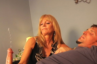 Ruined orgasm punishment 19. He already knows the punishment his stepmother has in mind. He lies on her bed and spreads his limbs out to be tied to the bed.